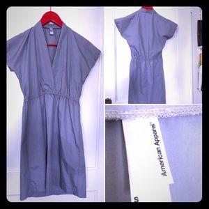 Amer. Apparel kimono-style dress